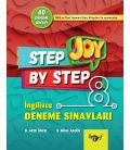 Step By Step Joy 8.Sınıf English 40 Deneme Sınavı