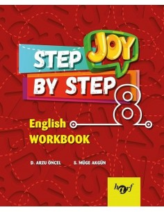Step By Step Joy 8.Sınıf English Workbook