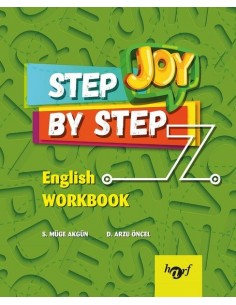 Step By Step Joy 7.Sınıf English Workbook
