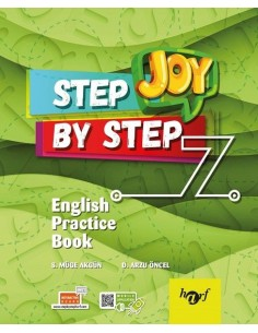 Step By Step Joy 7.Sınıf English Practice Book