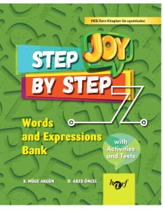 Step By Step Joy 7.Sınıf English Words and Expressions Bank
