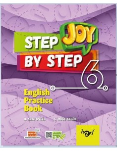 Step By Step Joy 6.Sınıf English Practice Book