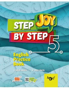 Step By Step Joy 5.Sınıf English Practice Book