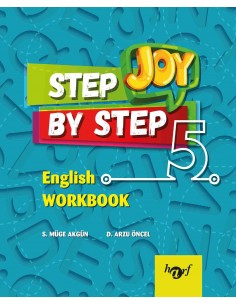 Step By Step Joy 5.Sınıf English Workbook