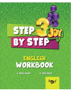 Step By Step Joy 3.Sınıf English Workbook