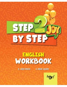 Step By Step Joy 2.Sınıf English Workbook