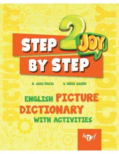 Step By Step Joy 2.Sınıf English Picture Dictionary With Activities