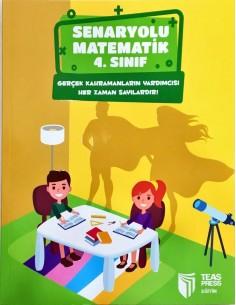 Teas Press 4.Sınıf Senaryolu Matematik