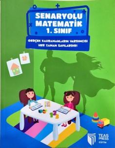 Teas Press 1.Sınıf Senaryolu Matematik