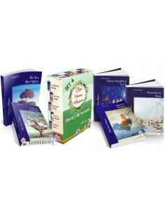 Koza Yayınları Çiçek Kokulu Kitapları 4. Set (5 Kitap)