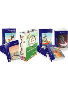 Koza Yayınları Çiçek Kokulu Kitaplar 3. Set (5 Kitap)