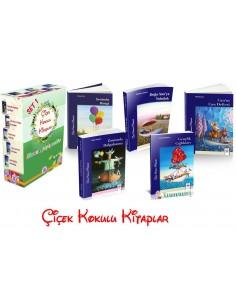 Koza Yayınları Çiçek Kokulu Kitaplar 1. Set (5 Kitap)