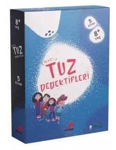 More about Erdem Yayınları Tuz Dedektifleri (5 Kitap)