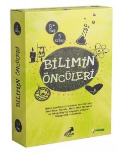 Erdem Yayınları Bilimin Öncüleri 5 Kitap