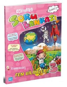 Koza Karaca Yayınları 3. Sınıf Fen Bilimleri Etkinlikli Soru Bankası