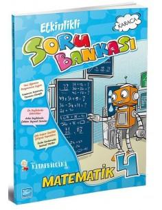 Koza Karaca Yayınları 4. Sınıf Matematik Etkinlikli Soru Bankası