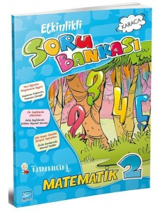 Koza Karaca Yayınları 2. Sınıf Matematik Etkinlikli Soru Bankası
