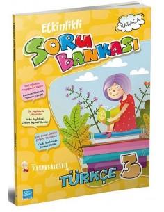 Koza Karaca Yayınları 3. Sınıf Türkçe Etkinlikli Soru Bankası
