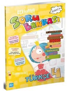 Koza Karaca Yayınları 4. Sınıf Türkçe Etkinlikli Soru Bankası