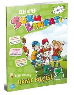 Koza Karaca Yayınları 3. Sınıf Hayat Bilgisi Etkinlikli Soru Bankası
