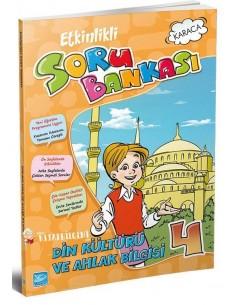 Koza Karaca Yayınları 4. Sınıf Din Kültürü Etkinlikli Soru Bankası