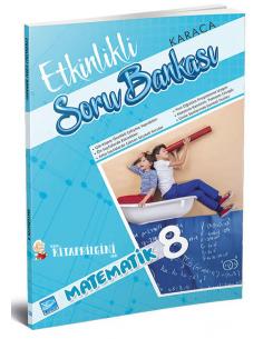 Koza Karaca Yayınları 8. Sınıf Matematik Etkinlikli Soru Bankası
