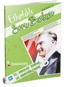 Koza Karaca Yayınları 8. Sınıf İnkılap Tarihi Etkinlikli Soru Bankası