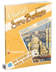 Koza Karaca Yayınları 8. Sınıf Din Kültürü Etkinlikli Soru Bankası