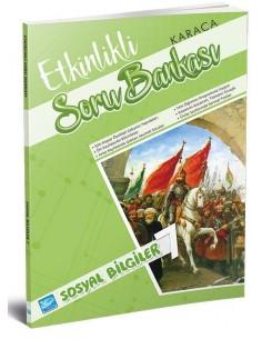 Koza Karaca Yayınları 7. Sınıf Sosyal Bilgiler Etkinlikli Soru Bankası