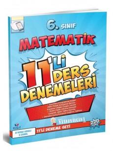 Koza Yayınları 6. Sınıf Matematik 11'li Ders Denemeleri