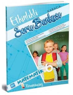 Koza Karaca Yayınları 6. Sınıf Matematik Etkinlikli Soru Bankası