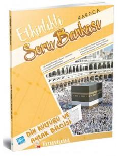 Koza Karaca Yayınları 7. Sınıf Din Kültürü Etkinlikli Soru Bankası