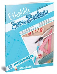 Koza Karaca Yayınları 7. Sınıf Matematik Etkinlikli Soru Bankası