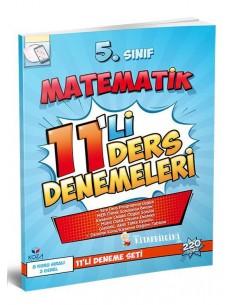 Koza Yayınları 5. Sınıf Matematik 11'li Ders Denemeleri