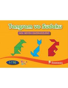 Yuka Kids Tangram ve Sudoku (5-7 yaş)