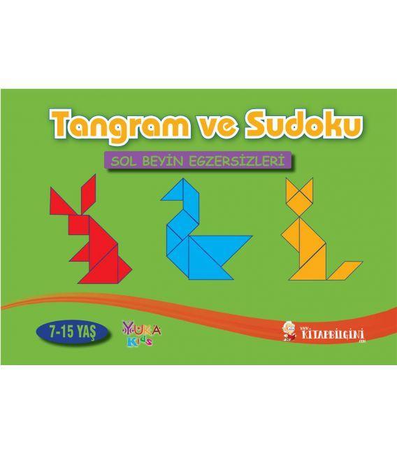 Yuka Kids Tangram ve Sudoku (7-15 yaş)