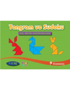 More about Yuka Kids Tangram ve Sudoku (7-15 yaş)