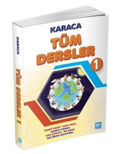 Koza Karaca Yayınları 1. Sınıf Tüm Dersler Konu Anlatımlı