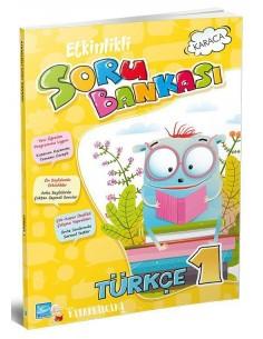 Koza Karaca Yayınları 1. Sınıf Türkçe Etkinlikli Soru Bankası