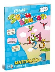 Koza Karaca Yayınları 1. Sınıf Matematik Etkinlikli Soru Bankası