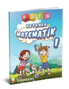 Koza Yayınları 1. Sınıf Yetenek Matematik