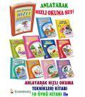 Koza Yayınları Anlayarak Hızlı Okuma Seti (Uygulama Kitabı + 10 Kitap)