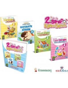 Koza Karaca Yayınları 2. Sınıf Karaca Eğitim Setim