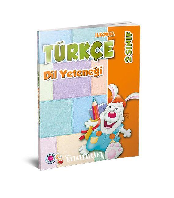 Koza Yayınları 2. Sınıf Türkçe Dil Yeteneği