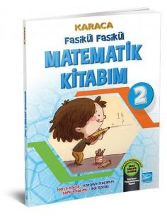 Koza Karaca Yayınları 2. Sınıf Fasikül Fasikül Matematik Kitabım
