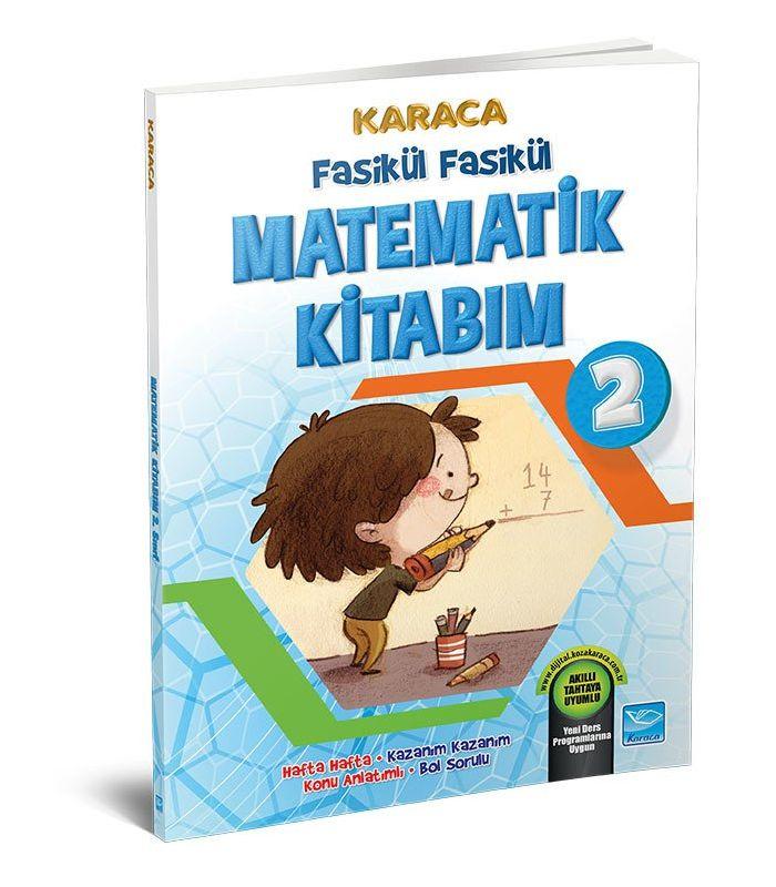 Koza Karaca Yayinlari 2 Sinif Fasikul Fasikul Matematik Kitabim