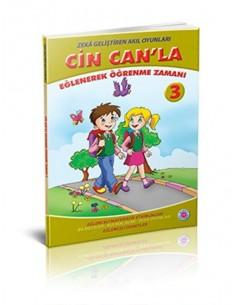 Koza Yayınları 3. Sınıf Cin Can'la Eğlenerek Öğrenme Zamanı
