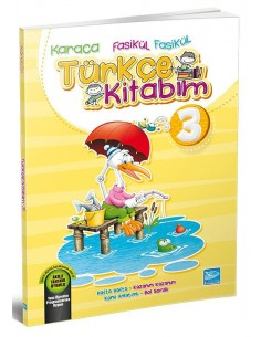 Koza Karaca Yayınları 3. Sınıf Fasikül Fasikül Türkçe Kitabım