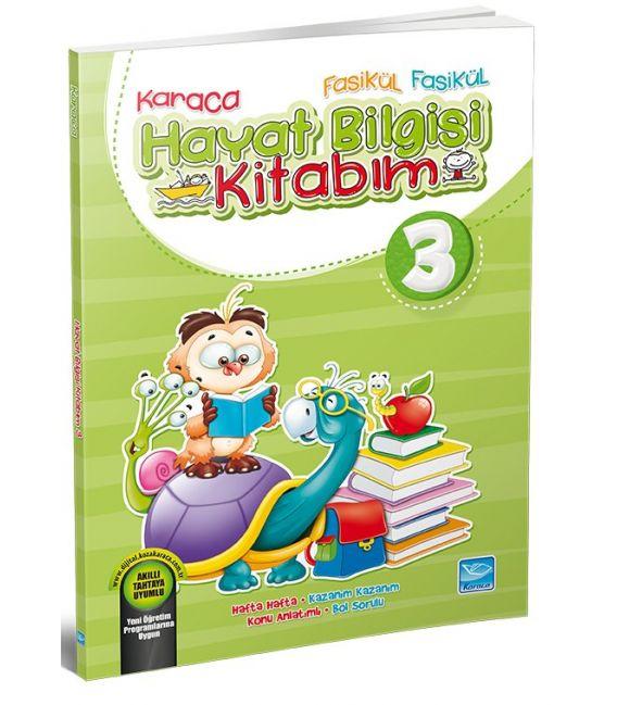 Koza Karaca Yayınları 3. Sınıf Fasikül Fasikül Hayat Bilgisi Kitabım