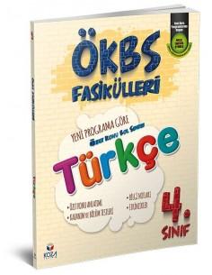 Koza Yayınları 4. Sınıf Türkçe ÖKBS Fasikülleri